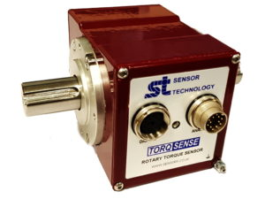 Image showing the new Rotary Strain Gauge Torque Meter SGR510/520